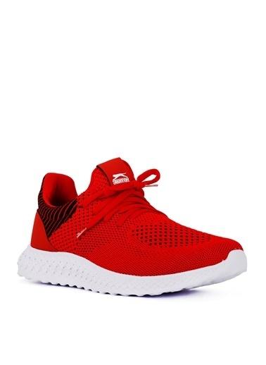 Slazenger Slazenger ATOMIC Yürüyüş Erkek Ayakkabı  Kırmızı